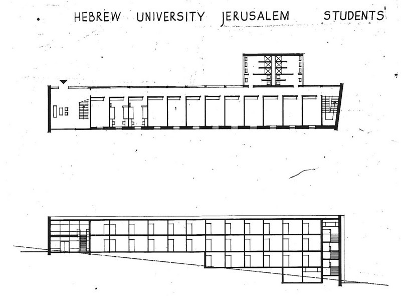 Givat-Ram Boys' Dormitories