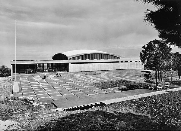 The Churchill Auditorium