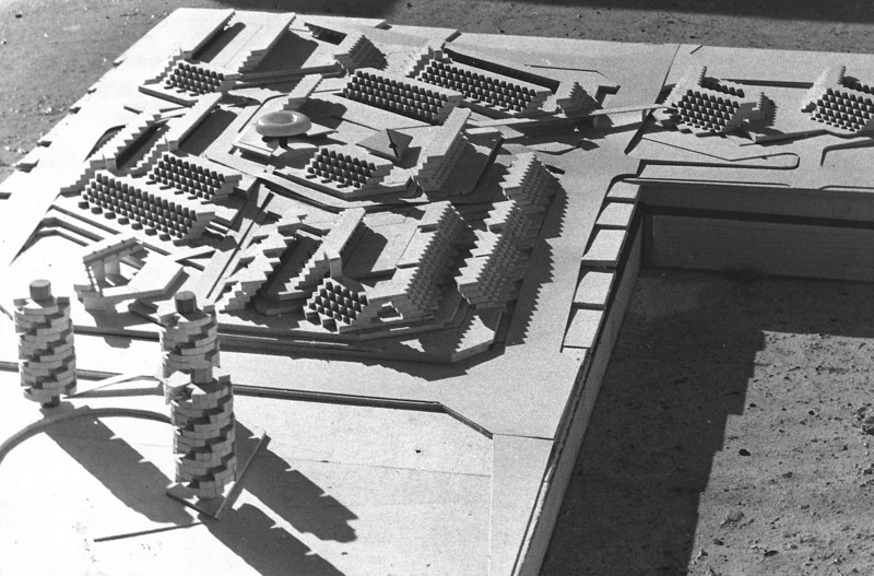 Bird's Eye View of the Model