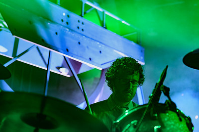 Public Service Broadcasting @ Portsmouth Pyramids 23/10/17