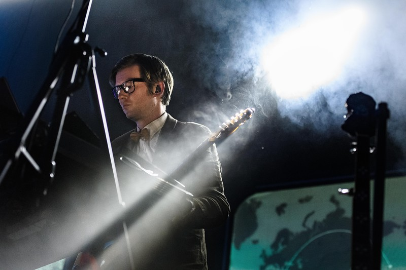 Public Service Broadcasting @ Albert Hall Manchester 20/10/16