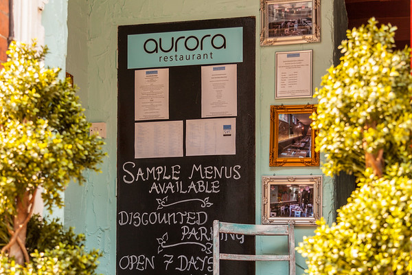 Photos or Aurora Nottingham Restaurant, uk