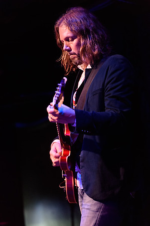 Rich Robinson performing at The Jazz Cafe, Camden on 30 September 2015