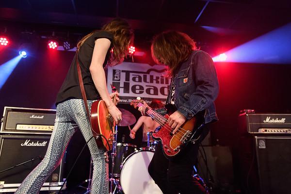 Aaron Keylock @ The Talking Heads Southampton 16 November 2016