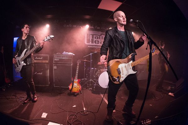 Federal Charm @ The Talking Heads Southampton 16 November 2016