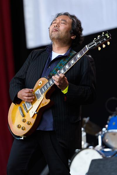 Saiichi Sugiyama Band 20/08/17