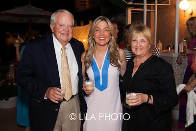 Don Stewart, Brooke Labriola, Susan Labriola