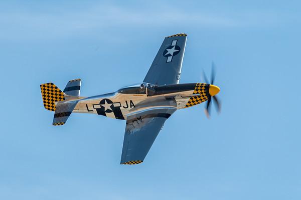 "North American P-51 Mustang ""Primo Branca"""