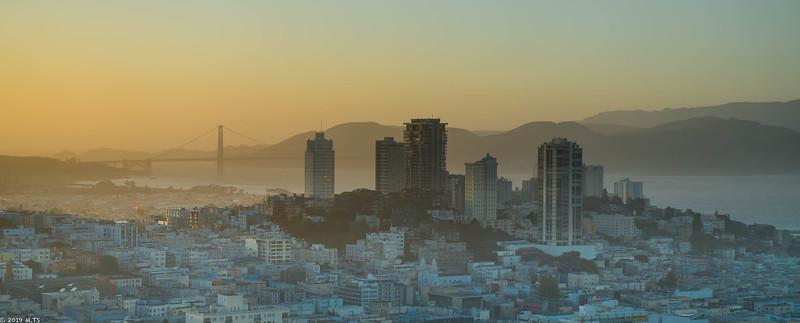 San Francisco in October