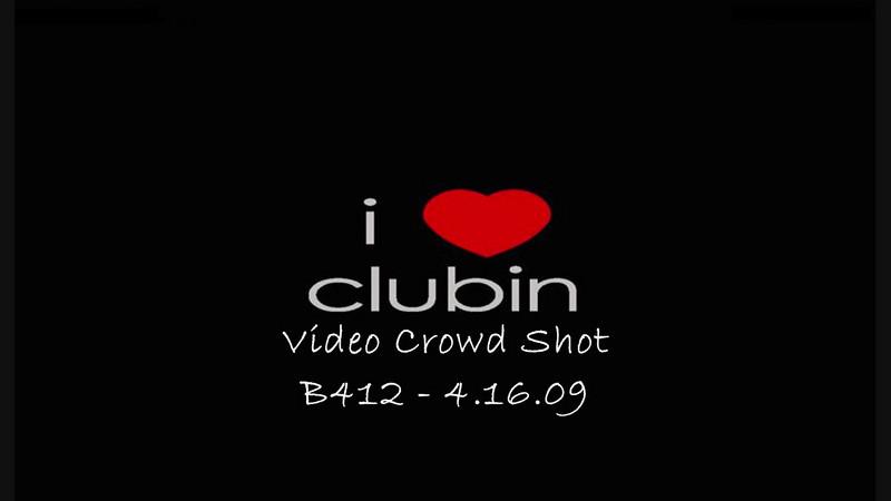 Video Crowd Shot B412 - 4.16.09