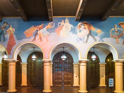Arlington Theater, Santa Barbara