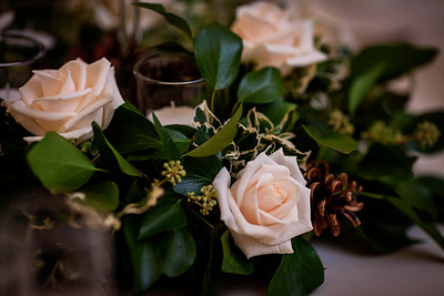 Sarah and Mike's Woodland Wedding in Lincolnshire