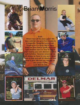 Brian Morris Senior AD Taylor Christian pd8