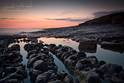 ogmore-by-sea, glamorgan, uk