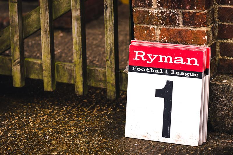 Bognor Regis Town v Oxford City - Emirates FA Cup 3rd Qualifying Round