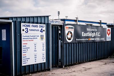 Eastleigh v Braintree Town - Vanarama National League