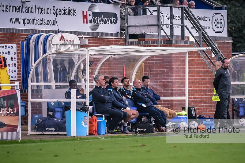 Eastleigh v Kidderminster Harriers - Vanarama National League