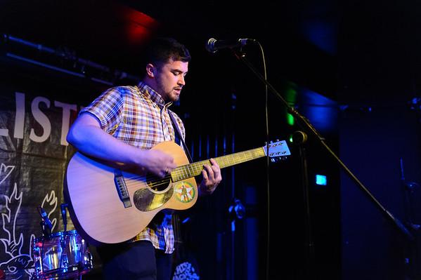 Sean McGowan @ The O2 Academy Islington 07/05/15