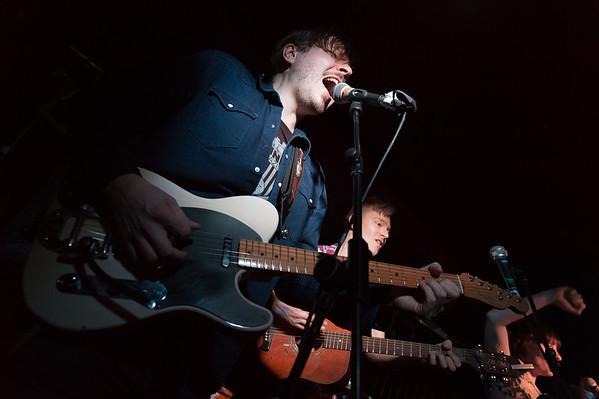 Skinny Lister @ The O2 Academy Islington 07/05/15
