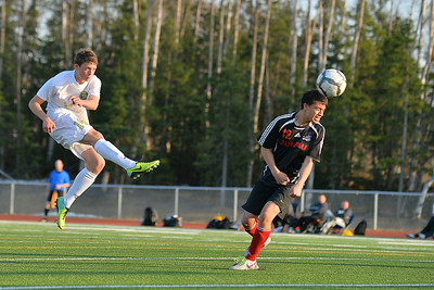 April 30, 2014: South Anchorage High School vs. Juneau-Douglas High School Boys Soccer