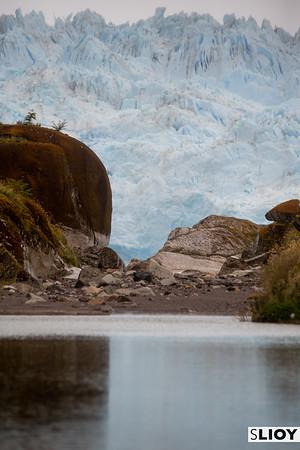 A short glacier hike in Chilean Patagonia's Bernardo O'Higgins National Park.