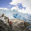 Chile's El Brujo glacier in Patagonia's Bernardo O'Higgins National Park.