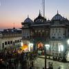 Janaki Mandir Temple during Sita Bibiha Festival in Janakpur, Nepal
