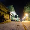 Night in Patan (Basantpur) Durbar Square.
