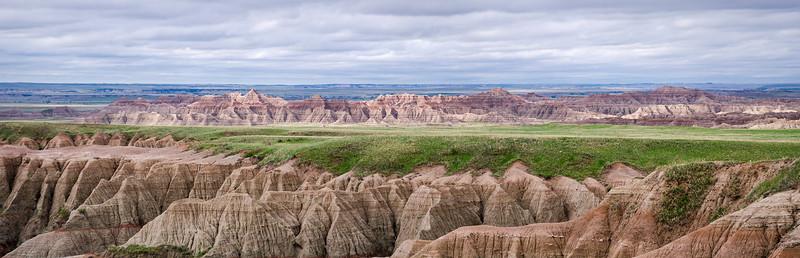 Badlands Panorama