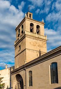 Church of Santa María de Palacio, Logroño