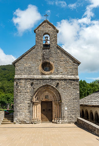 Church of Santiago, Roncesvalles