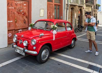 Fiat 500, Pamplona
