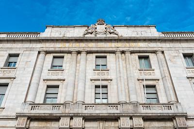 Banco de España building, Santander
