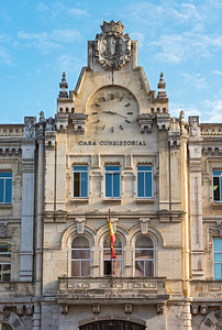 City Council Building, Santander