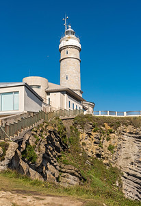 Cabo Mayor Lighthouse, Santander