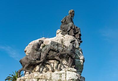 José María de Pereda Monument