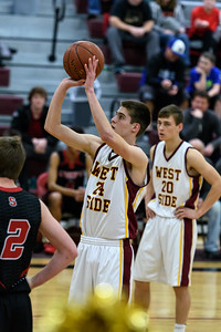 West Side 47 v  Soda Springs 51 District Playoff-13