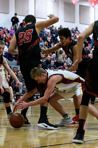 West Side 47 v  Soda Springs 51 District Playoff-112