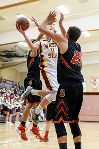 West Side 48 v  Soda Springs 56-38