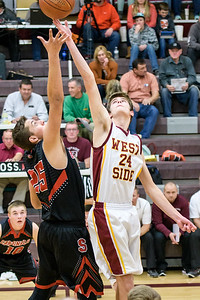 West Side 48 v  Soda Springs 56-1