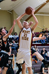 West Side 51 v  Aberdeen 28-103