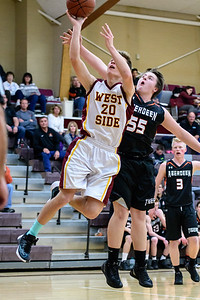 West Side 51 v  Aberdeen 28-56