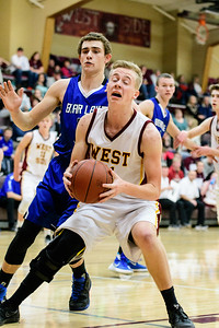 West Side 53 v  Bear Lake  65-94