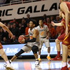 The Oklahoma State University Cowboys vs the Iowa State Cyclones in NCAA Men's Basketball  at Gallagher Iba Arena in Stillwater, Okla on February 06, 2016. Photos by Mitchell Alcala/ OstatePhoto.com