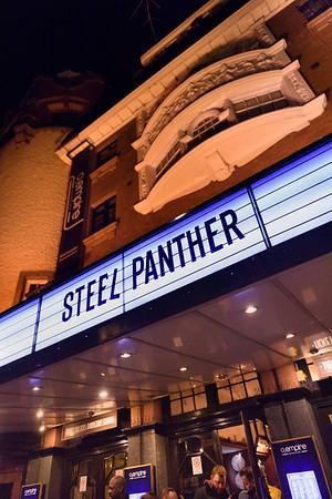 Steel Panther @ O2 Shepherds Bush Empire 22/01/18