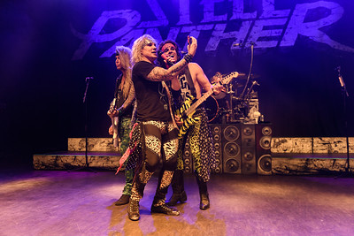 Steel Panther @ O2 Shepherds Bush Empire 22/01/18