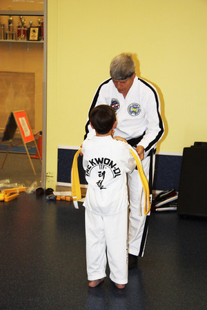 2010 - Spring - Yellow Belt