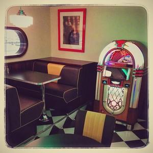 Empty corner from the 60s.