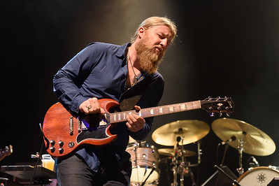Tedeschi Trucks Band O2 Indigo 07/11/15
