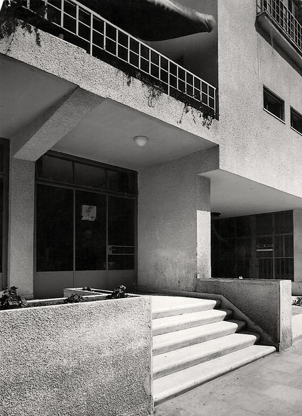 Entrance - Detail